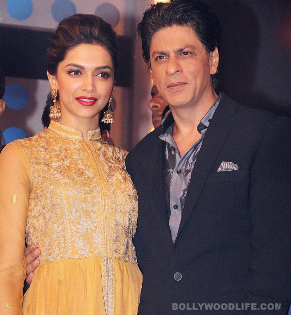 Shah Rukh Khan helps Deepika Padukone get a new secretary