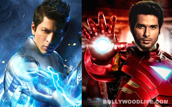 After Shah Rukh Khan and Priyanka Chopra, Shahid Kapoor to do a sci-fi flick?