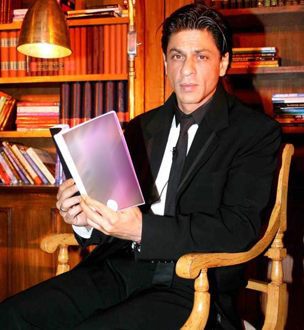 Shah Rukh Khan takes to books on Gautam Buddha's life to be calm
