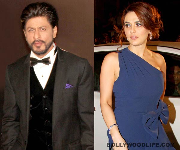 Shah Rukh Khan reacts on Preity Zinta's allegations against Ness Wadia!