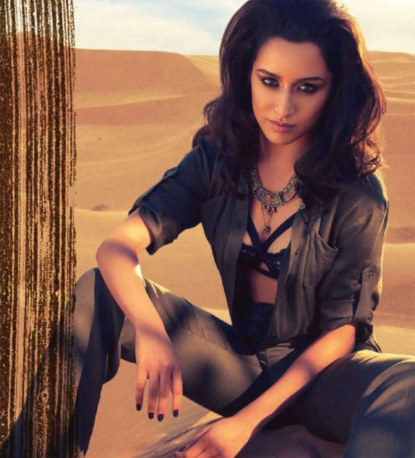 Sidharth is a big influence on me!: Shraddha Kapoor reveals how her Ek Villain co-star is affecting the way she eats