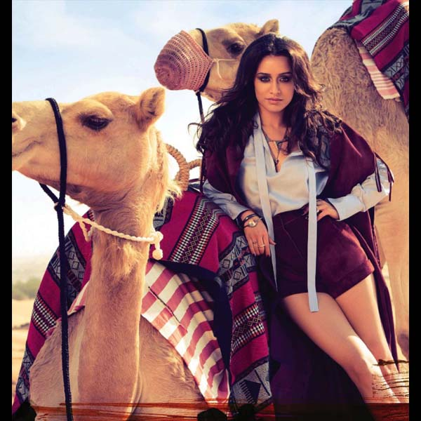 Shraddha Kapoor: I will work hard and conquer a lot more in Bollywood