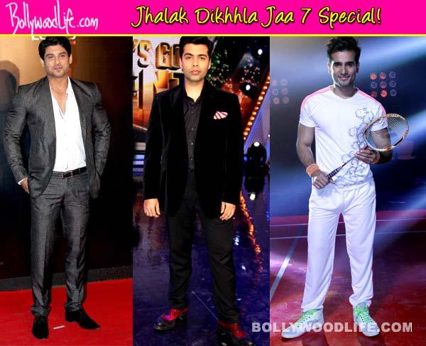Will Karan Tacker impress Karan Johar like Siddharth Shukla on Jhalak Dikhhla Jaa 7?