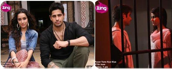 Ek Villain actors Shraddha Kapoor and Sidharth Malhotra to appear on Pyaar Tune Kya Kiya – watch promo!