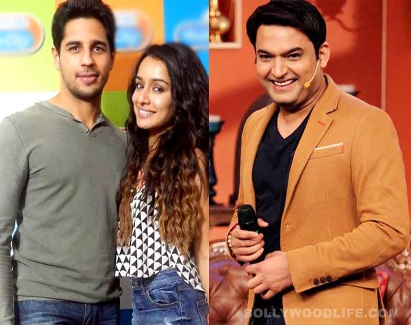Comedy Nights with Kapil: Sidharth Malhotra and Shraddha Kapoor upset with Kapil Sharma