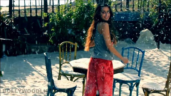 Shraddha Kapoor's summer retreat - watch video!