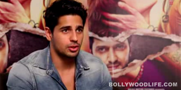 What is the big secret behind Sidharth Malhotra's Villaintines Day? Watch video!
