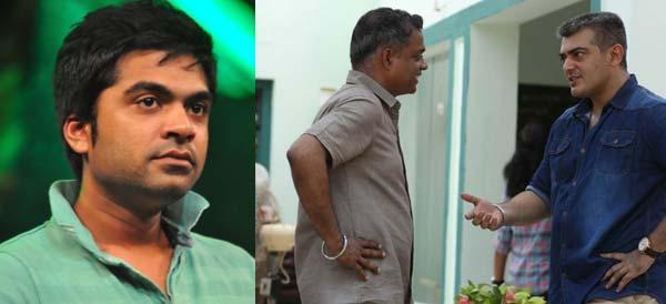 Simbu sacrifices for Ajith-Gautham Menon film!
