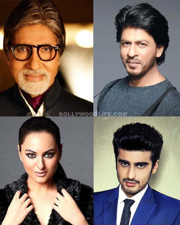 Amitabh Bachchan, Shah Rukh Khan, Sonakshi Sinha and Arjun Kapoor wish fans happy Ramadan!