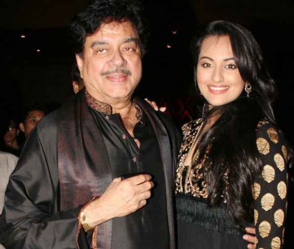Sonakshi Sinha to share screen space with dad Shatrugan Sinha?
