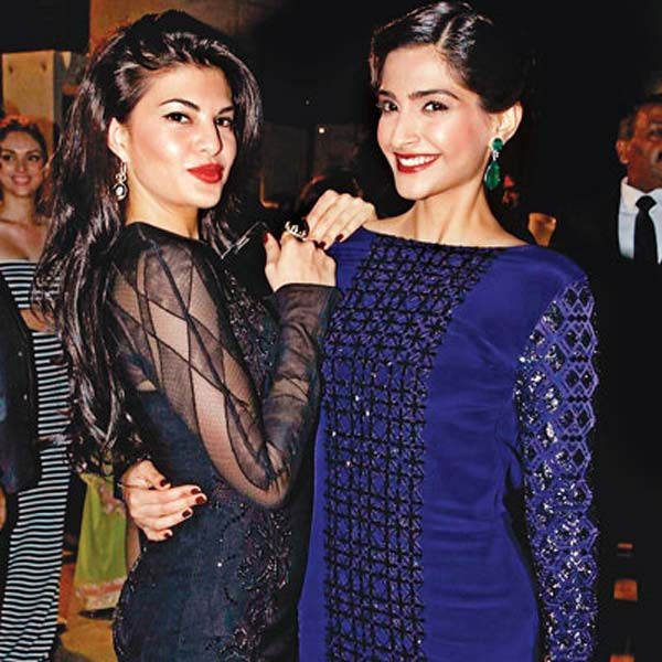 Why is Jacqueline Fernandez and Sonam Kapoor's friendship special?