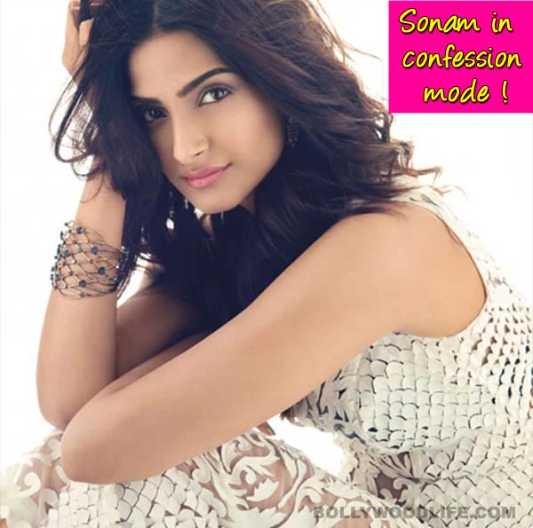 Revealed: Sonam Kapoor's candid quotes