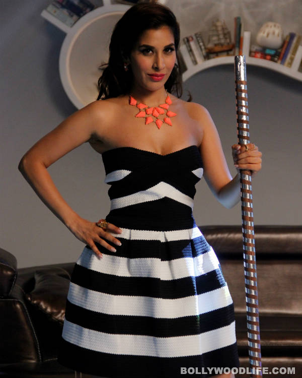 Is Sophie Choudry not confident of winning Jhalak Dikhhla Jaa?