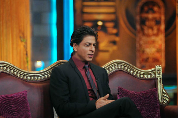 How does Shah Rukh Khan sleep? Watch video to find out!