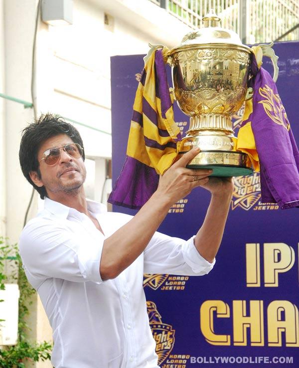 Shah Rukh Khan plans new anthem for Kolkata Knight Riders