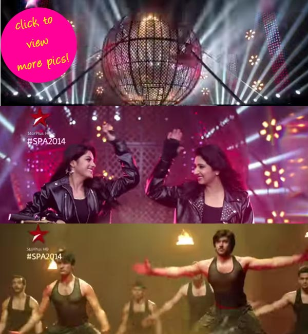 Star Parivaar Awards 2014 promo: Nakuul Mehta and Disha Parmar's daredevil act will amaze you - watch video!