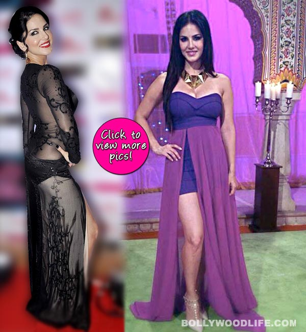 MTV Splitsvilla 7: Sunny Leone's transformation from a fashion dud to a stunner!