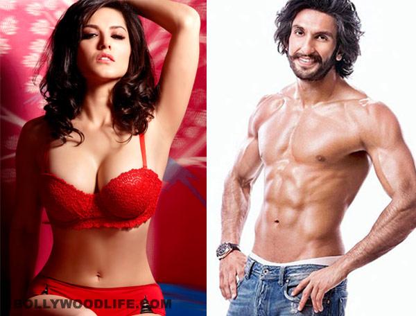 Sunny Leone finds Ranveer Singh hot!