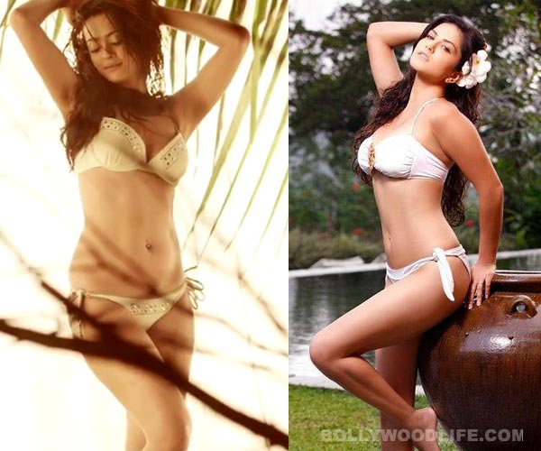 Is Surveen Chawla competing with Sunny Leone in Hate Story 2?