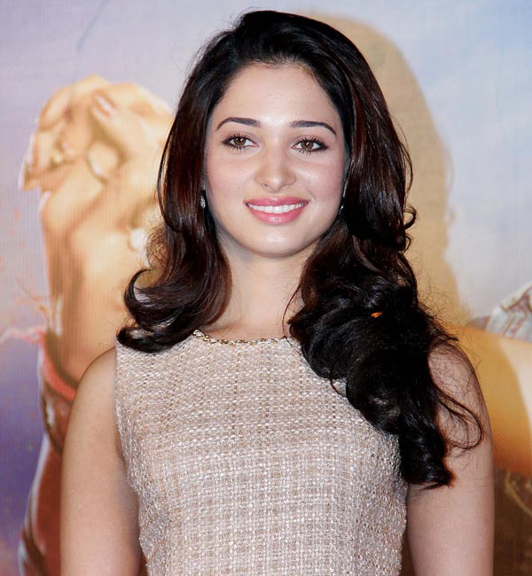 S S Rajamouli : I am very impressed with Tamannaah Bhatia's performance