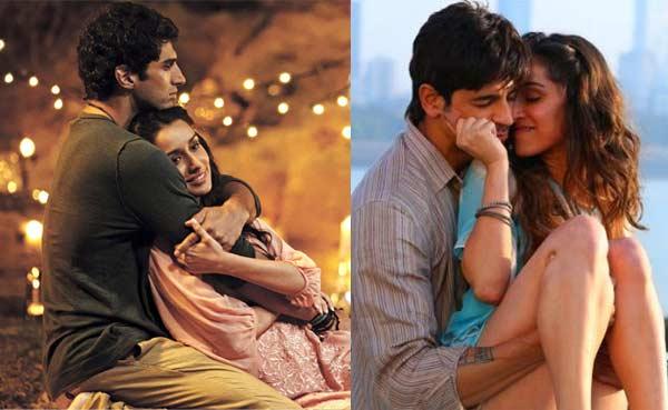 Aditya Roy Kapur or Sidharth Malhotra - who looks better with Shraddha Kapoor?  Vote!