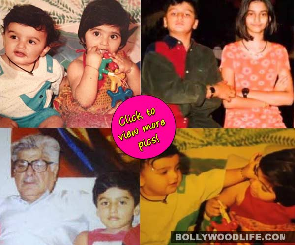 Arjun Kapoor birthday special: A look at the actor's childhood pics!