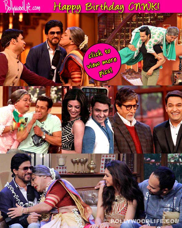 Comedy Nights with Kapil: Kapil Sharma's show turns one - View best moments!