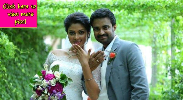 Amala Paul gets engaged to AL Vijay - view pics!