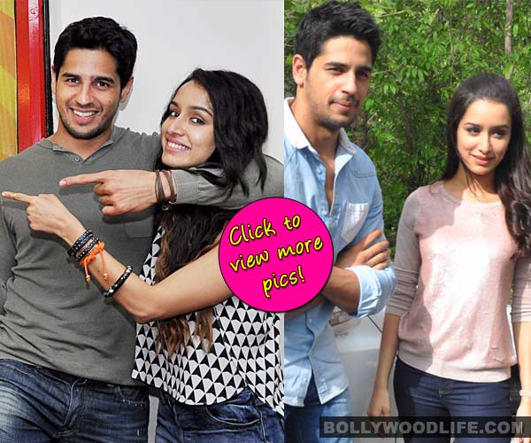Sidharth Malhotra and Shraddha Kapoor: From hugging it out to keeping the distance