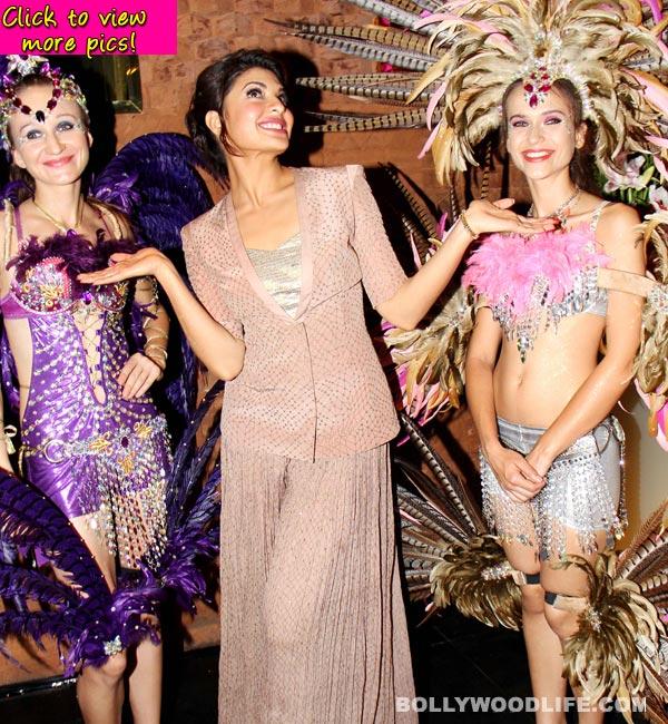 Jacqueline Fernandez launches a wedding magazine- View pics!