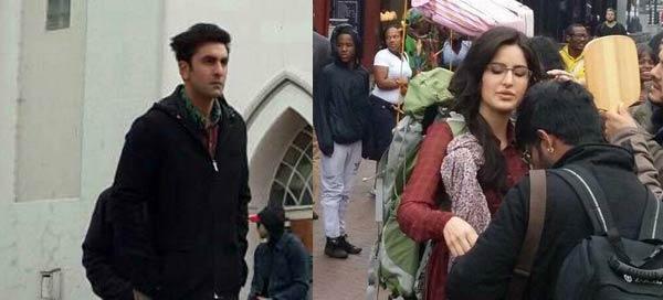 Revealed: Ranbir Kapoor and Katrina Kaif's look from Jagga Jasoos!