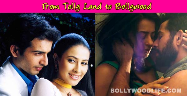 Jay Bhanushali's journey from telly land to Filmistaan