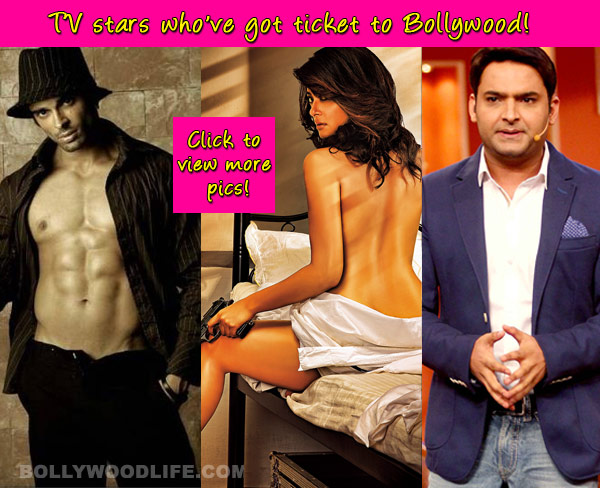 Karan Singh Grover, Kapil Sharma, Surveen Chawla - the new wave of TV stars to join Bollywood