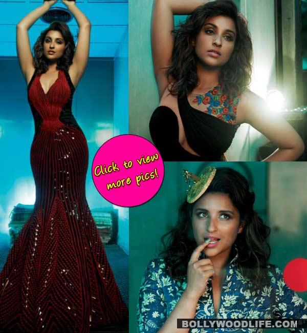 Parineeti Chopra's smoking hot avatar - watch video!