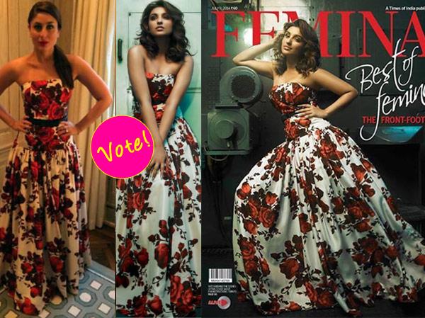Kareena Kapoor Khan or Parineeti Chopra: Who wore it better?