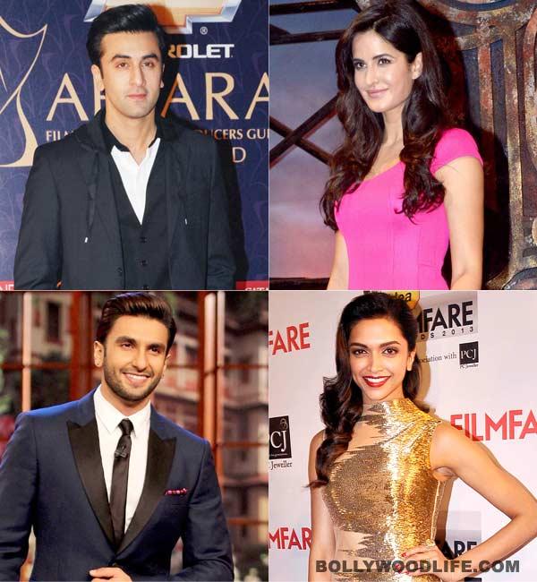 Are Deepika Padukone-Ranveer Singh following Katrina Kaif-Ranbir Kapoor's footsteps?
