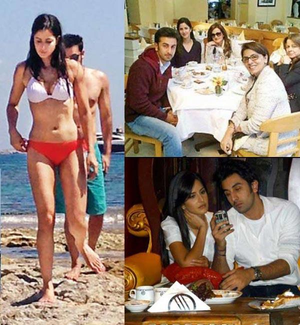 Ranbir and Katrina's ajab prem ki ghazab kahaani!