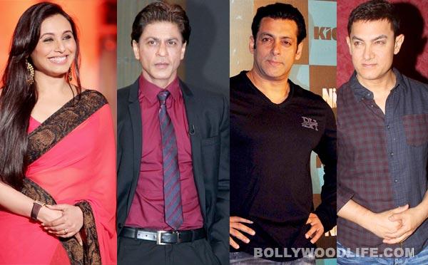 Rani Mukerji to work with Shah Rukh, Salman and Aamir again?