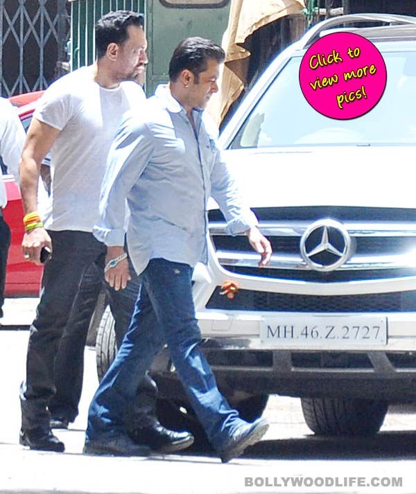 Salman Khan's hit and run case: Tables turns as the witness changes statement- View pics!