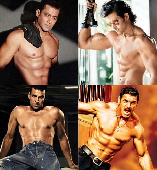 Akshay Kumar, Salman Khan, Hrithik Roshan, John Abraham: Who is ferociously fit at 40?