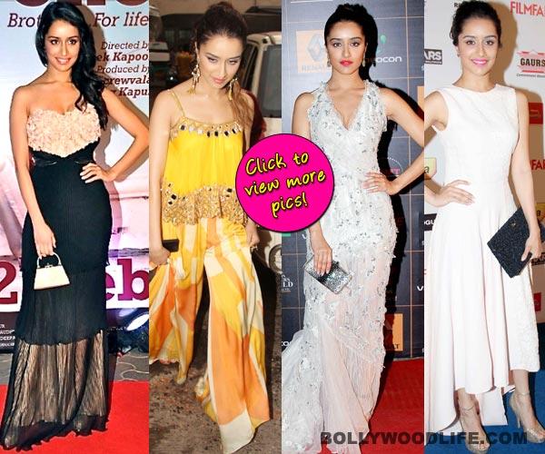4 reasons why Shraddha Kapoor needs a stylist!