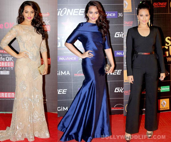 Sonakshi Sinha gets hotter with her red carpet appearances!