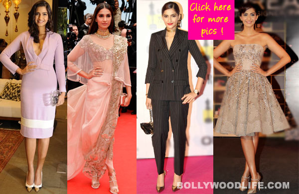 A look back at Sonam Kapoor's most fashionable appearances
