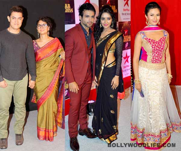 Star Parivaar awards sees daredevil performances from celebs!