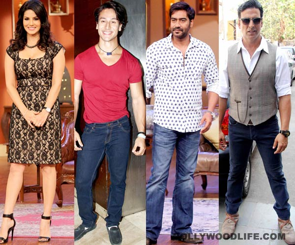 Sunny Leone, Akshay Kumar, Ajay Devgn - Bollywood actors who have changed their names