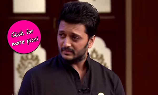 Comedy Nights With Kapil: Riteish Deshmukh impresses with his comic timing!