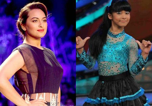 DID Li'L Masters' winner Teriya Magar wants to be like Sonakshi Sinha!