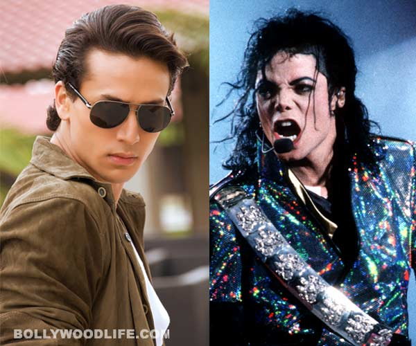 Tiger Shroff to pay tribute to Michael Jackson!