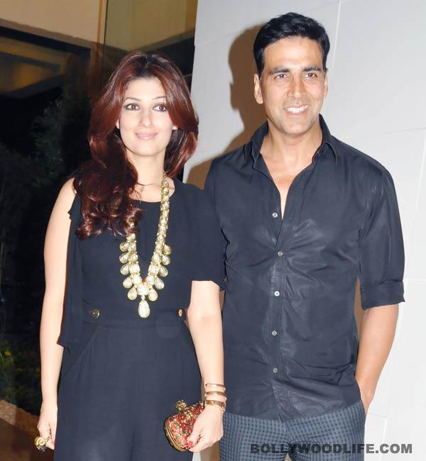 Akshay Kumar: Twinkle Khanna's luck factor worked for me