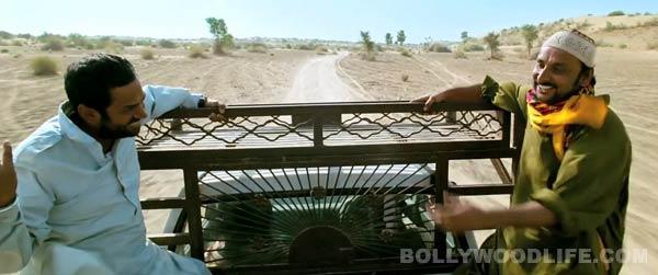 Filmistaan song Bebaak: Sharib Hashmi's filmi journey is soul-stirring!